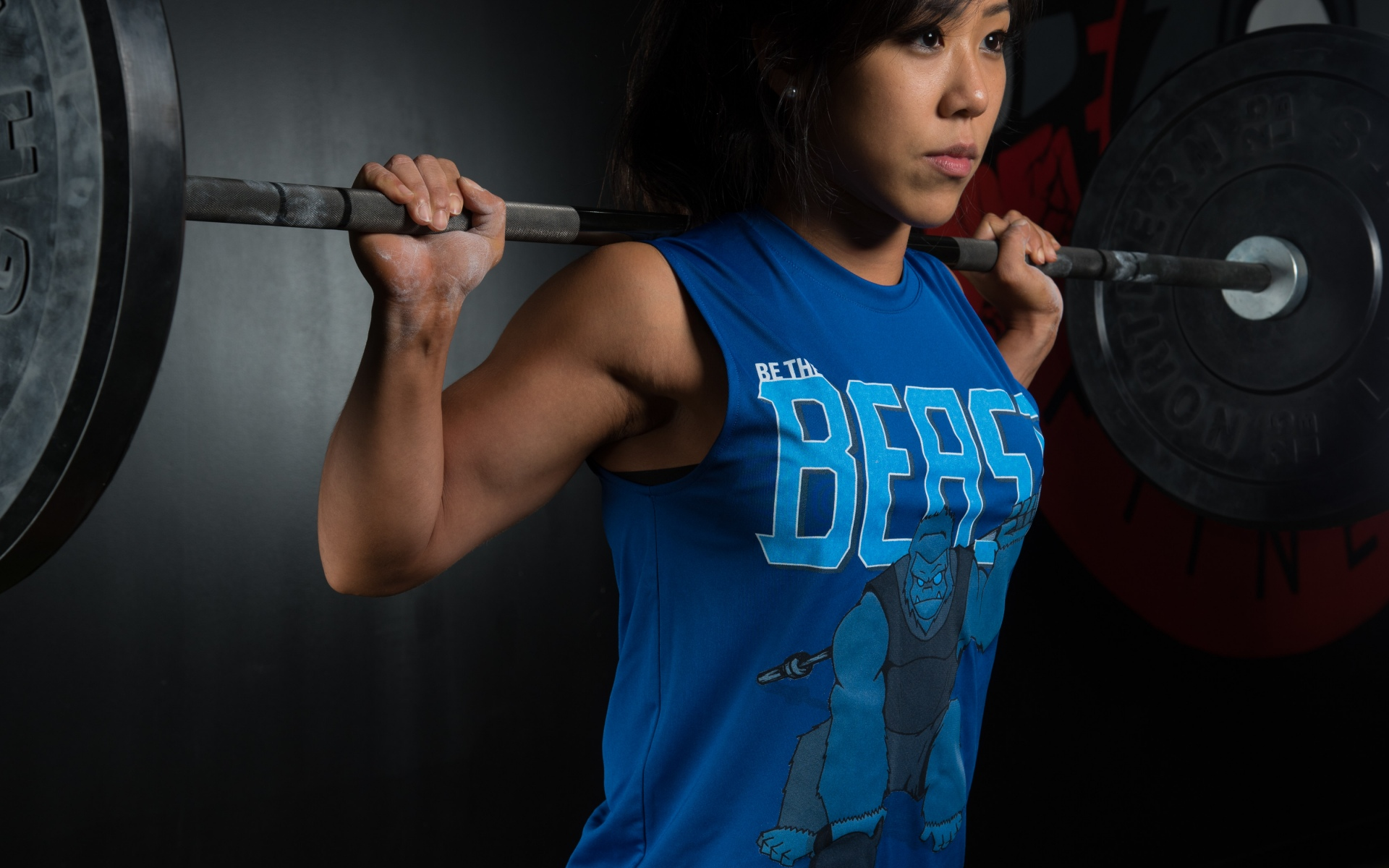 Kinitro Apparel Photoshoot - Houston Fitness Photography