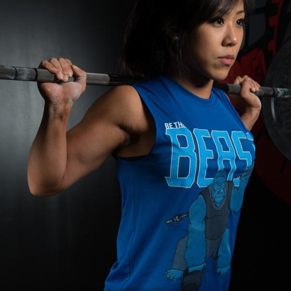 Kinitro Apparel Photoshoot - Houston Fitness Photography
