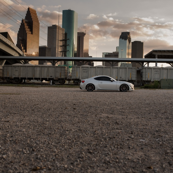 Scion FR-S / Toyota 86 / GT86 - Houston Automotive Photography