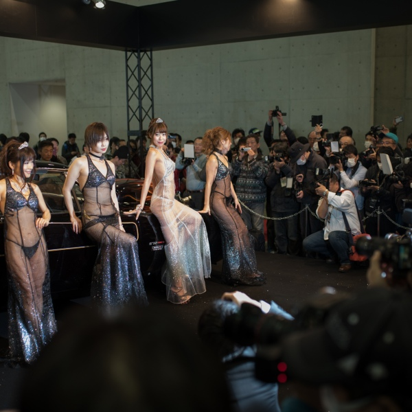 Journey to Tokyo:  Part 4 - Tokyo Auto Salon Life