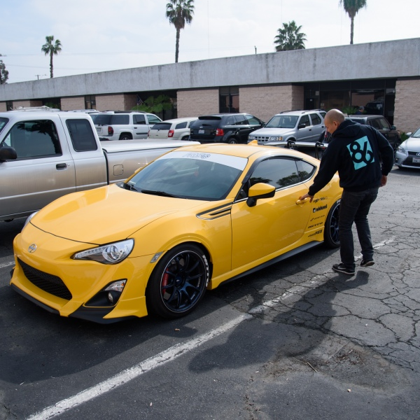 Car life - Auto Tuned x FRS86