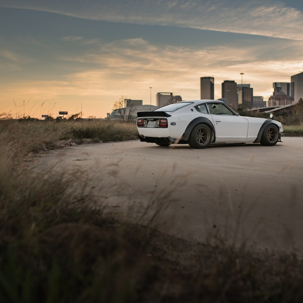 The White Devil Z of Houston - Houston Automotive Photography