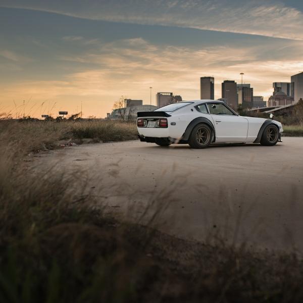 The White Devil Z of Houston - Houston Automotive Photography