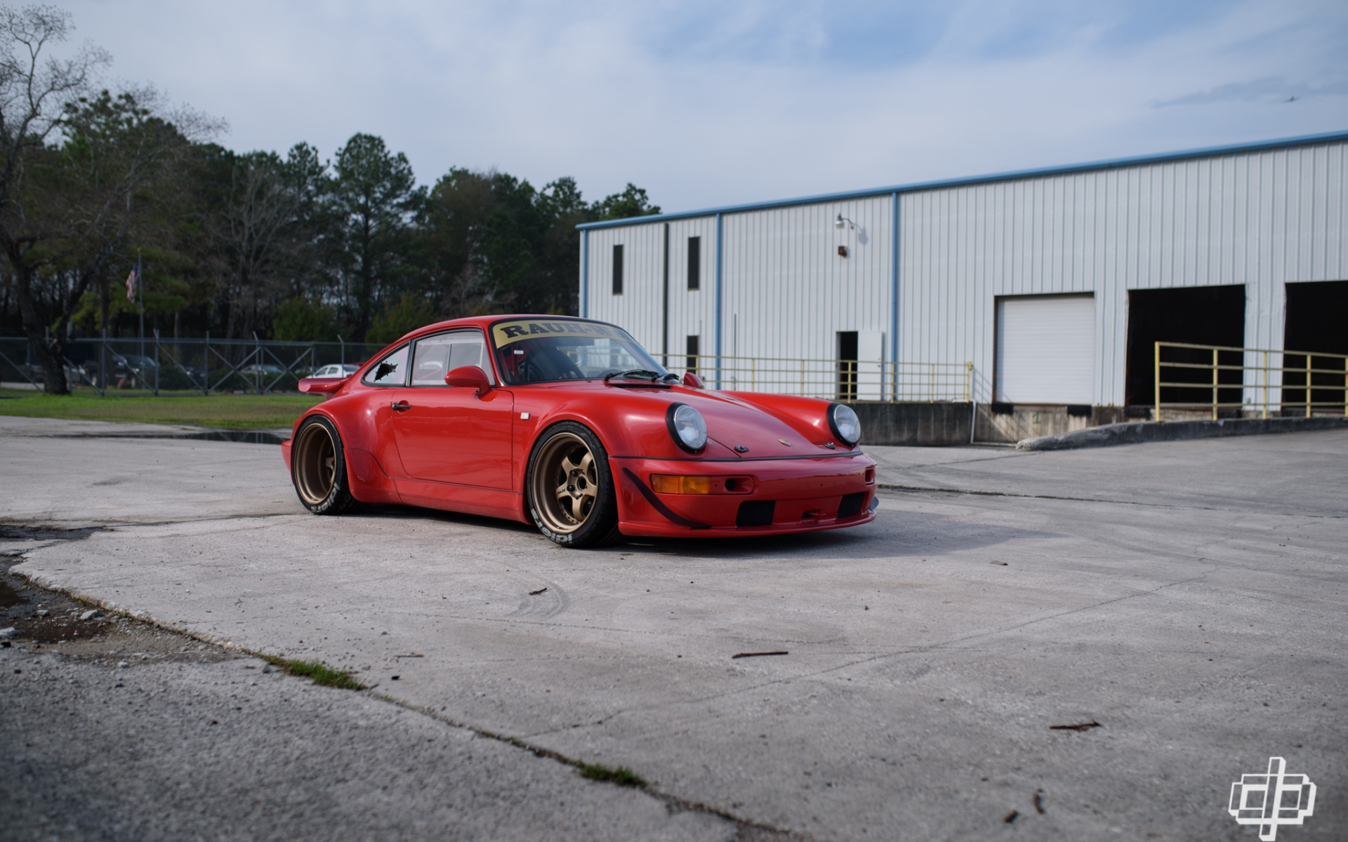 The Arrival of 'RWB Kana' - Houston Automotive Photography