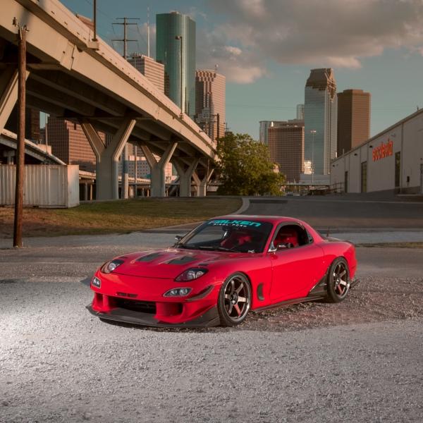 Clay Barnett's Mazda FD RX-7 Super Street Feature