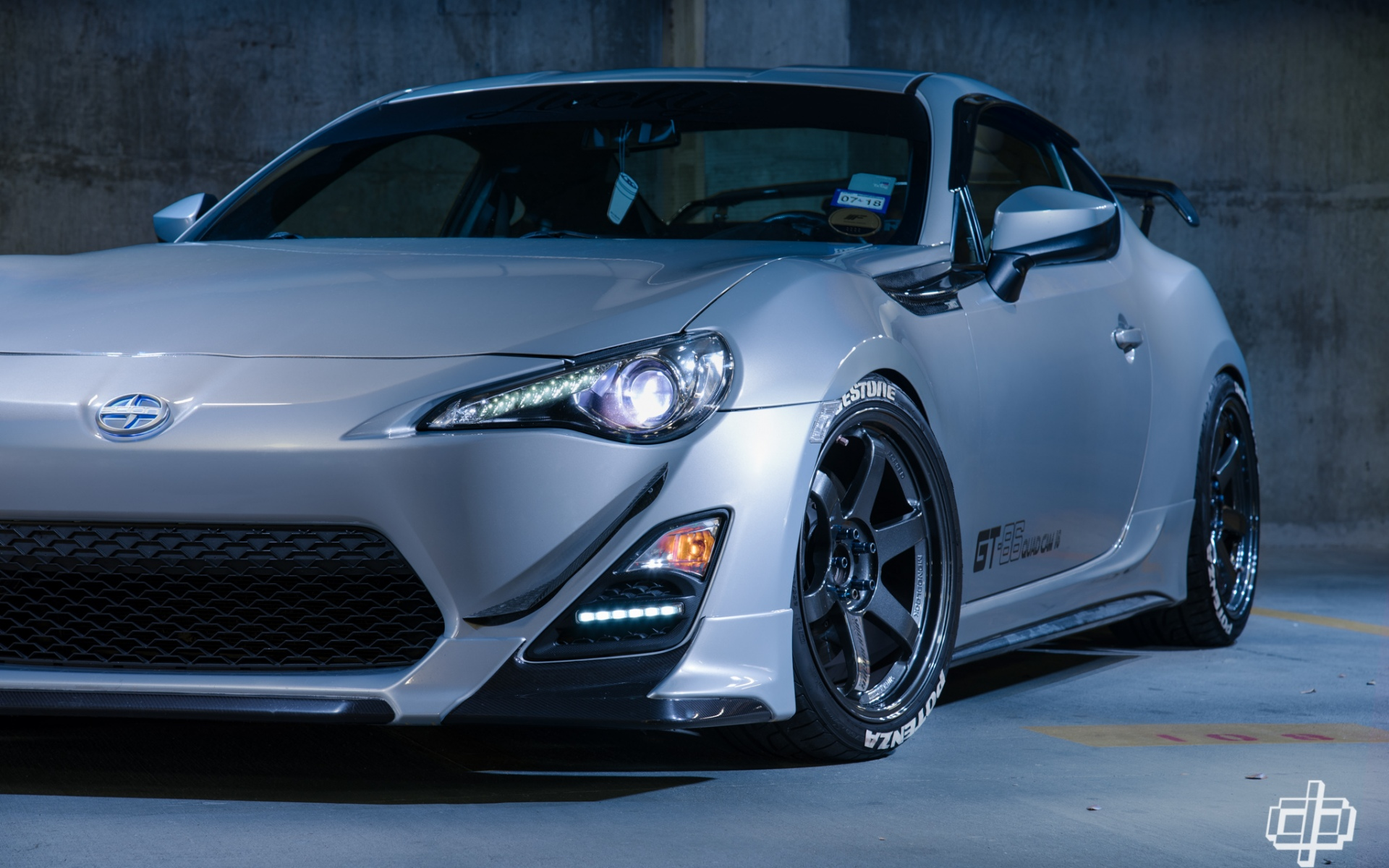 Fat Pat's 'Lucky FRS' - Automotive Photography