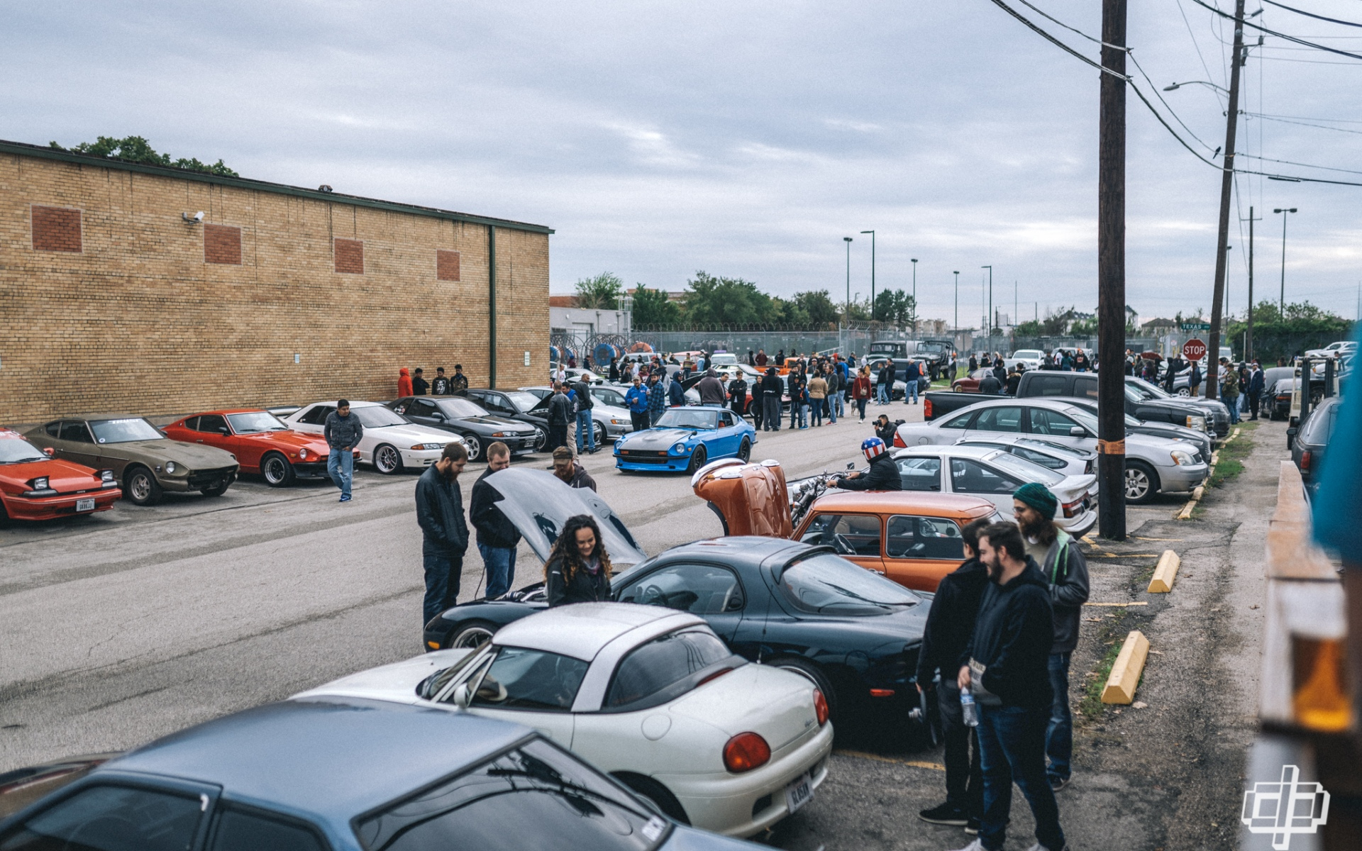 The Japanese Nostalgic Car Meet 2018