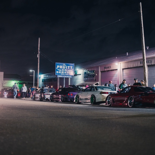 Final Bout Pre Meet hosted by Mayday Garage - Houston, TX