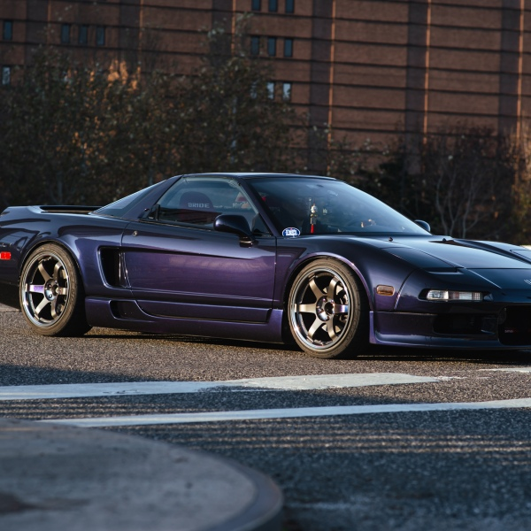 The Ricer Series - Joseph's NA1 Acura NSX