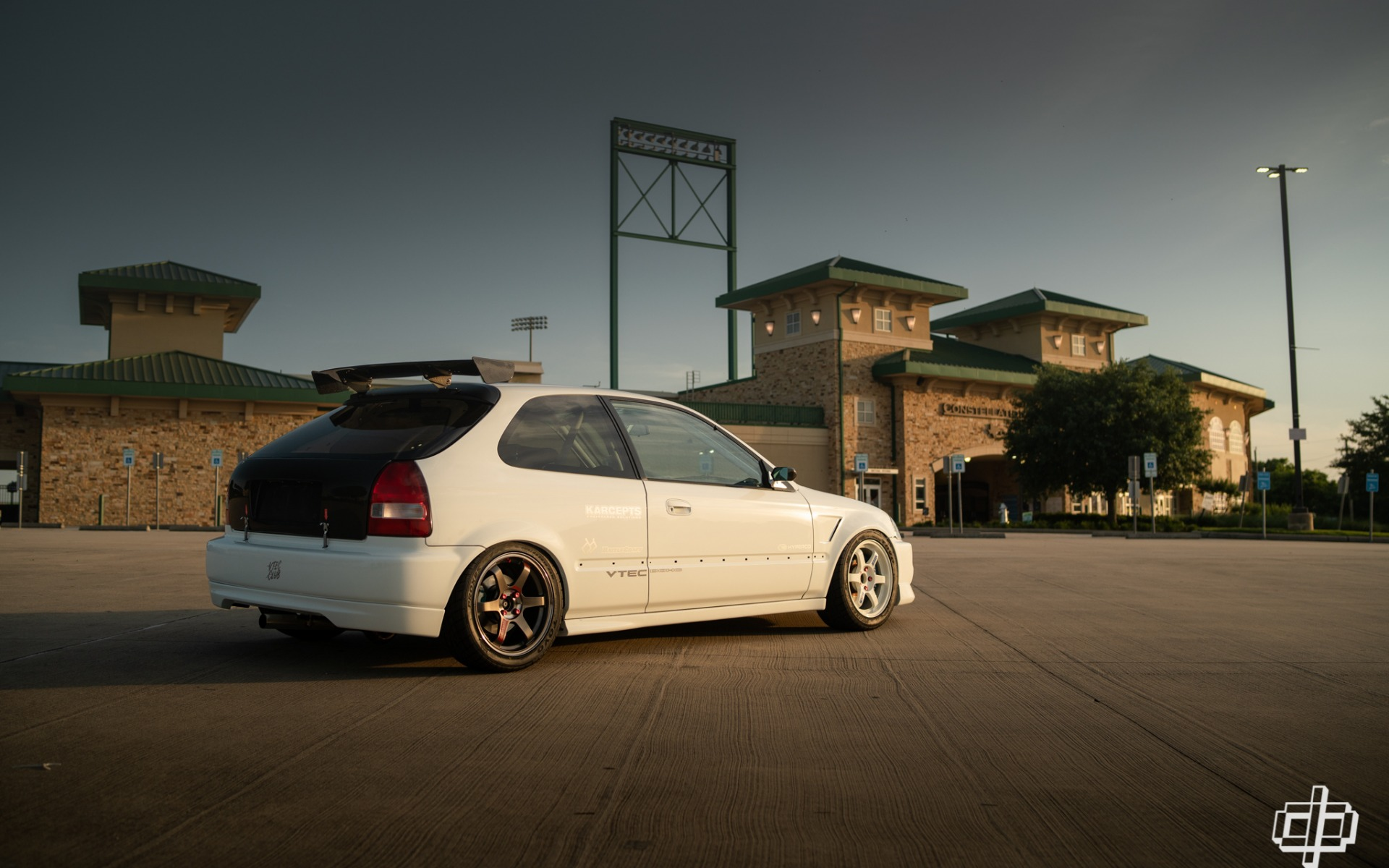 The Ricer Series - Danny's Honda K-Swapped EK Honda Civic