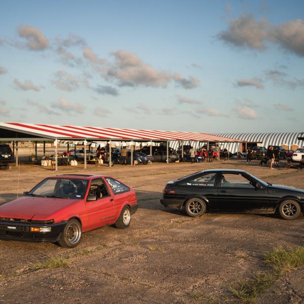 Corollas Take Over Houston - Texas AE86 Matsuri 2021